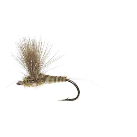 CDC Comparadun Dry Fly - Dozen in Callibaetis - Closeouts