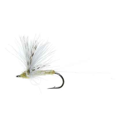 CDC Comparadun Dry Fly - Dozen in Pale Morning Dun - Closeouts