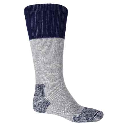 C.E. Schmidt Thermal Wool-Blend Socks - Crew (For Men) in Navy - Closeouts