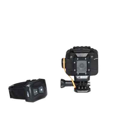 Cedar Electronics WASPcam 9905 Digital Video Camera -  WiFi HD in Black - Closeouts