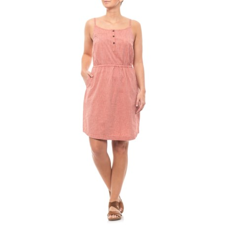 Image of Cedar Festivator Dress - Organic Cotton, Sleeveless (For Women)