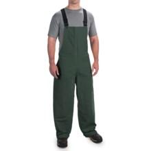 Cedar Key Pier Six Bib Pants (For Men) in Green - Closeouts