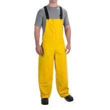 Cedar Key Pier Six Bib Pants (For Men) in Yellow - Closeouts