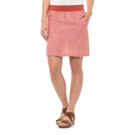 Image of Cedar Lina Skirt - Linen (For Women)