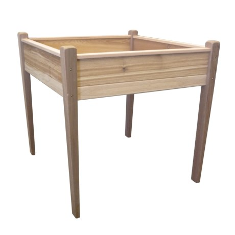 Image of Cedar Raised Garden Bed - 31x31?