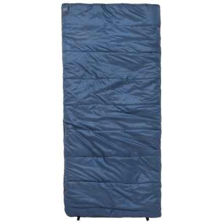 Cedar Ridge 25°F Cobalt Springs Sleeping Bag - Rectangular in Blue - Closeouts