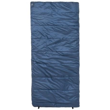 Cedar Ridge 25 F Cobalt Springs Sleeping Bag Rectangular In Blue