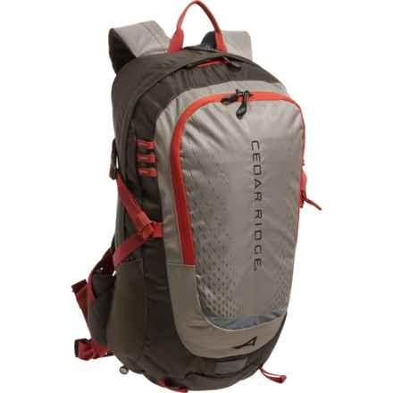 Cedar Ridge Enduro Trail 17 L Hydration Backpack