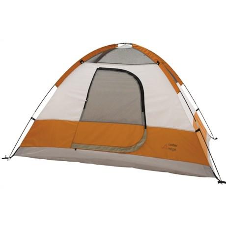 Cedar Ridge Rimrock Tent - 6-Person, 3-Season in Rust/Clay