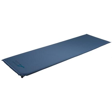 Cedar Ridge Venture Sleeping Pad - Self-Inflating, Long