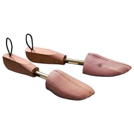 Cedarbrooke by Woodlore Cedar Adjustable Shoe Tree (For Women) in Cedar - 2nds