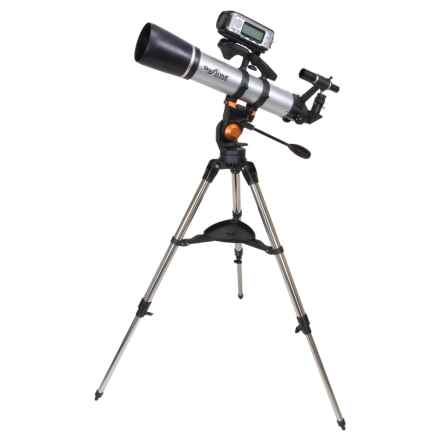 Celestron SkyScout Scope 90 Telescope in See Photo - Closeouts