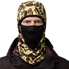 Celtek Bella Coola Balaclava (For Men) in Duck Camo - Closeouts