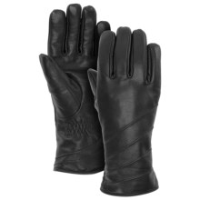 Celtek Domo Leather Gloves (For Women) in Black - Closeouts