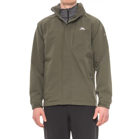 Census Rain Jacket - Waterproof (For Men)