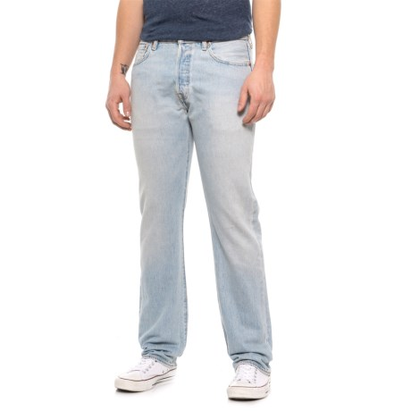 Image of Central Park 501(R) Original Fit Jeans - Straight Leg (For Men)