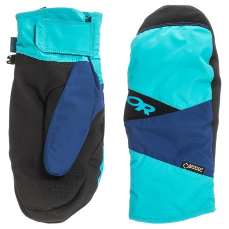 Image of Centurion Gore-Tex(R) Ski Mittens - Waterproof, Insulated (For Men)