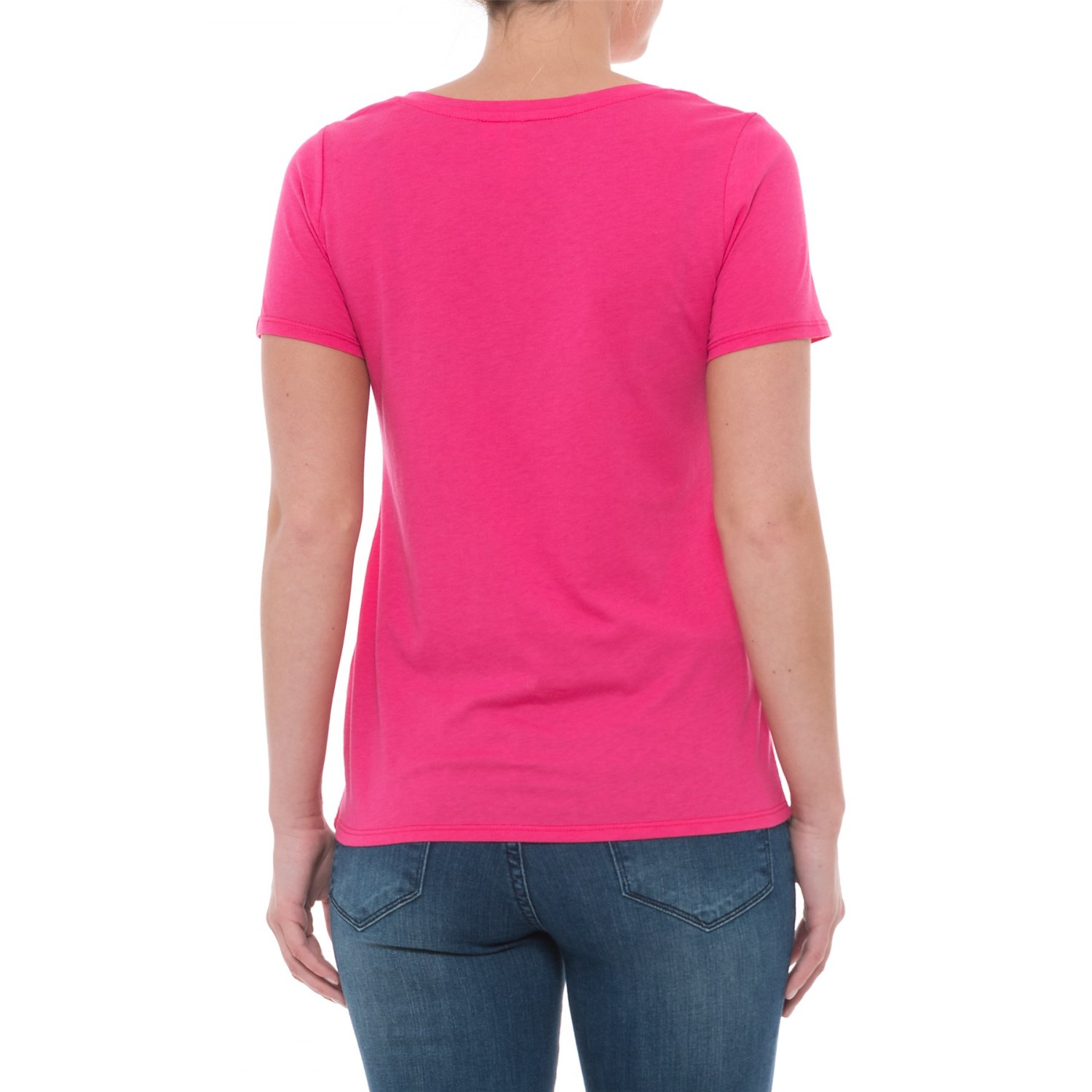 CG Cable & Gauge Jersey T-Shirt (For Women) - Save 31%