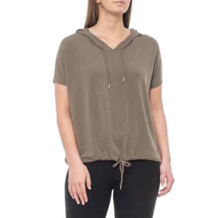 ee77b04996fee CG Sport Caperberry Dolman Sleeve Hoodie (For Women) in Caperberry -  Closeouts