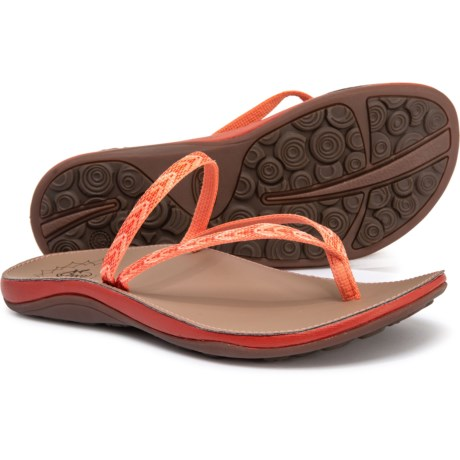 6a73abe0ccc88c Chaco Abbey Flip-Flops (For Women) - Save 50%