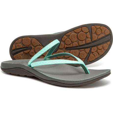 f907dd14653e Chaco Abbey Flip-Flops (For Women) - Save 50%