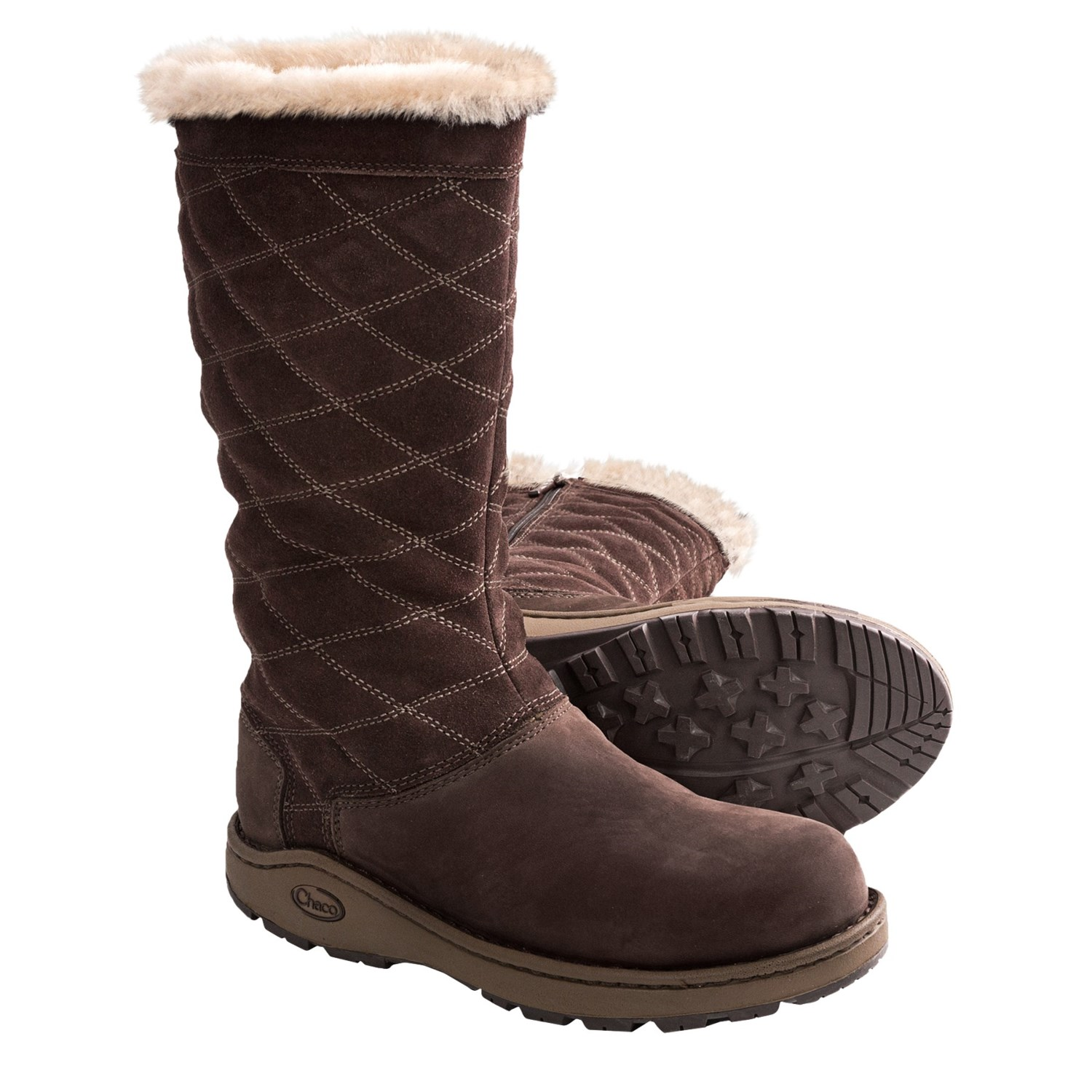 chaco arbora boots waterproof leather for