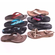 Chaco Assorted Flip-Flop Sandals (For Women) in Asst - 2nds