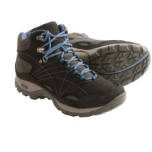 Chaco Azula Mid Hiking Boots - Waterproof (For Women) in Black - Closeouts