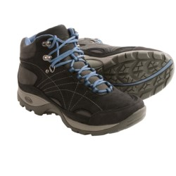 Chaco Azula Mid Hiking Boots - Waterproof (For Women) in Black