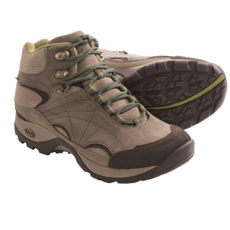 Chaco Azula Mid Hiking Boots - Waterproof (For Women) in Bungee