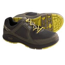 Chaco Balmer Shoes (For Men) in Gunmetal