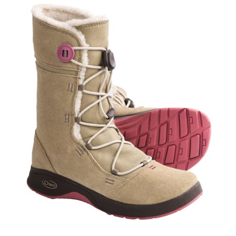 Chaco Belyn Boots (For Kids) in Incense