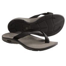 Chaco Bethe Sandals (For Women) in Black - Closeouts