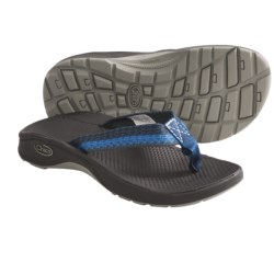 Chaco Bit-O-Flip Ecotread Sandals - Flip-Flops (For Kids and Youth) in Petunia