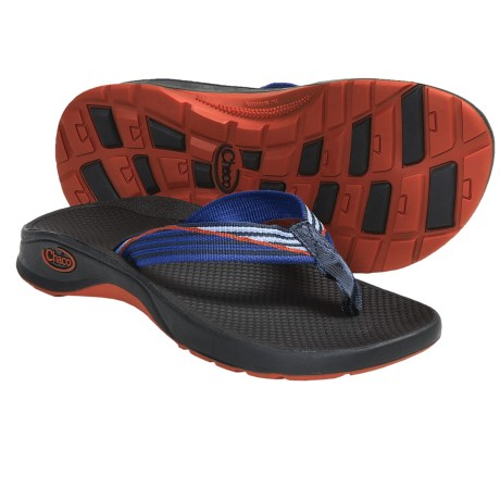 Chaco Bit-O-Flip Ecotread Sandals - Flip-Flops (For Kids and Youth) in Bunny Treats