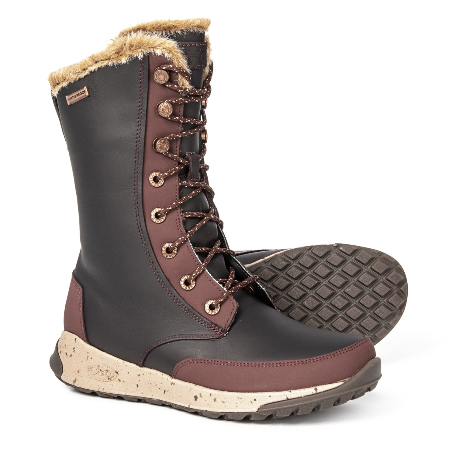 Chaco Borealis Tall Winter Boots (For