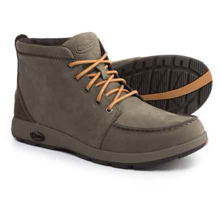 Chaco Brio Boots - Leather (For Men) in Bungee - Closeouts