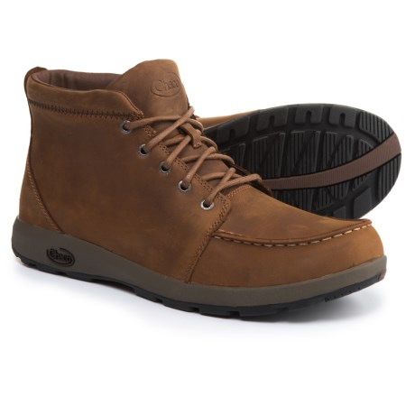 Chaco Brio Boots - Leather (For Men) in Cymbal