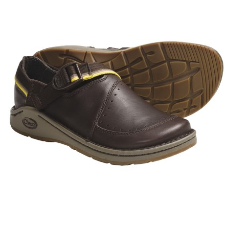 Chaco Campus Vibram® Gunnison Shoes (For Women) in Chocolate Brown/Brownie