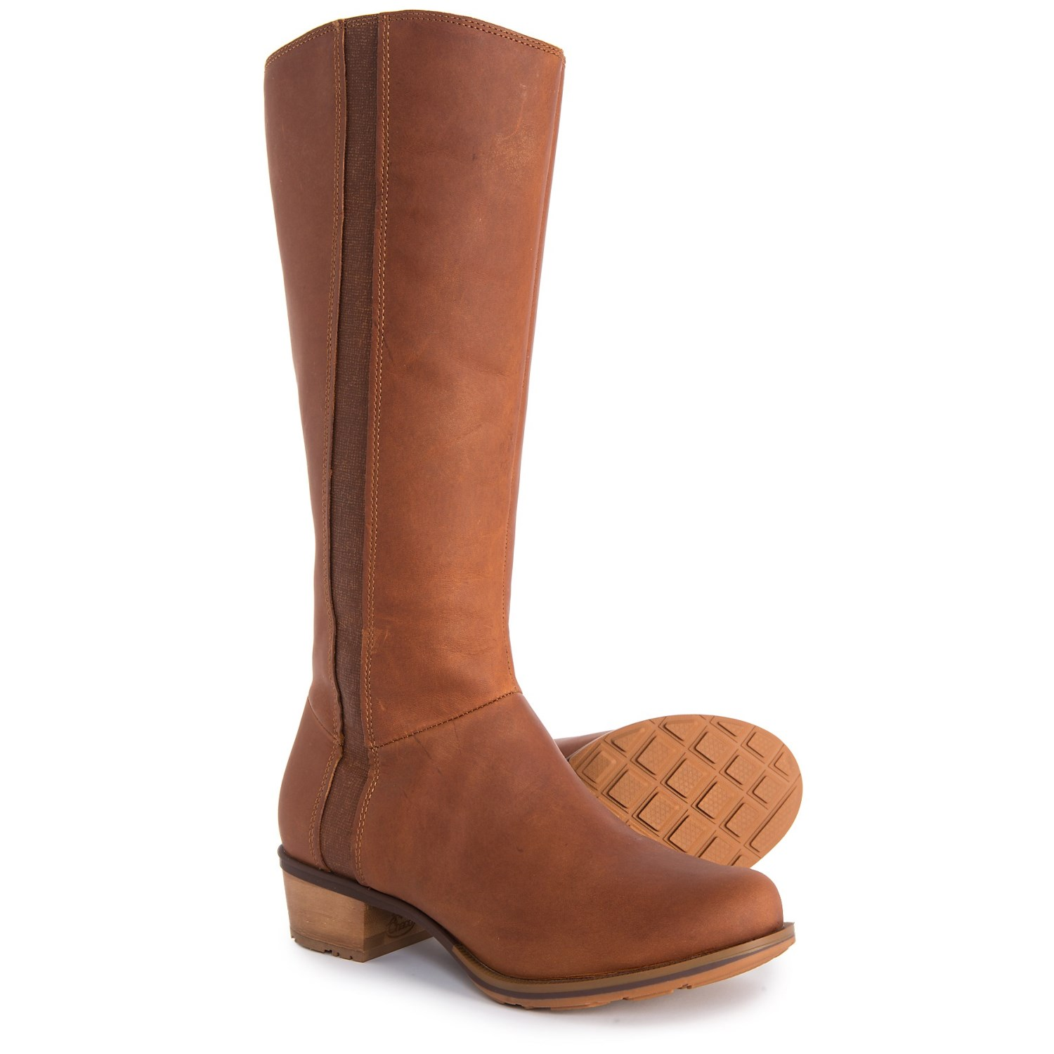 Chaco Cataluna High Boots (For Women