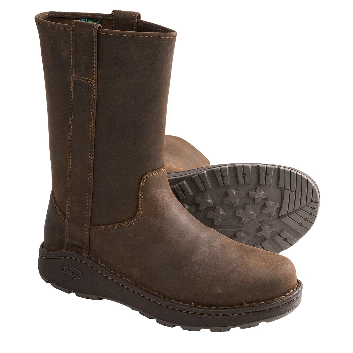 chaco credence nurl boots leather for save 35