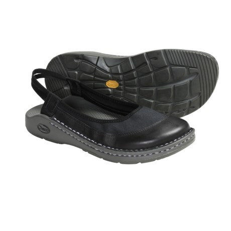 Chaco Devotee Shoes - Slip-Ons (For Women) in Black