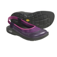 Chaco Devotee Shoes - Slip-Ons (For Women) in Fuchsia/Hucklberry - Closeouts