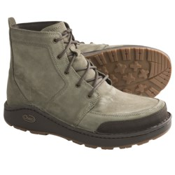 Chaco Dundas Boots - Leather (For Men) in Cargo