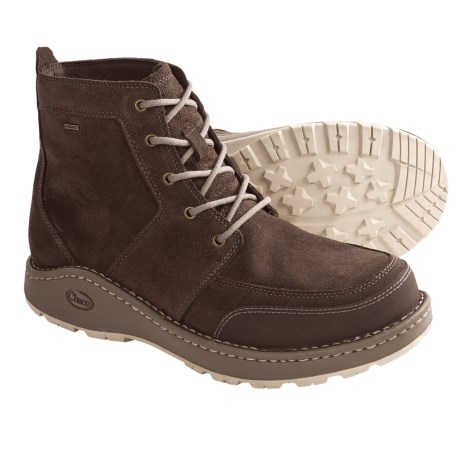 Chaco Dundas Boots - Waterproof (For Men) in Chocolate Brown