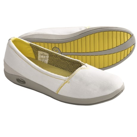 Chaco Elleton Shoes (For Women) in White