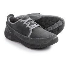 Chaco Everett Shoes - Leather, Lace-Ups (For Men) in Blue Steel - Closeouts