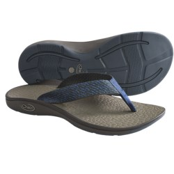 Chaco Fathom Sandals - Flip-Flops (For Men) in Deep Dive Brown