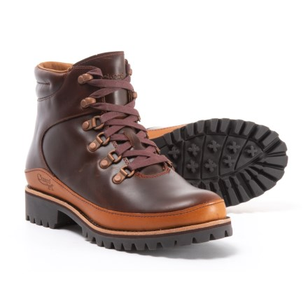 598a5ed0ed60 Chaco Fields Boots - Leather (For Women) in Rust - Closeouts
