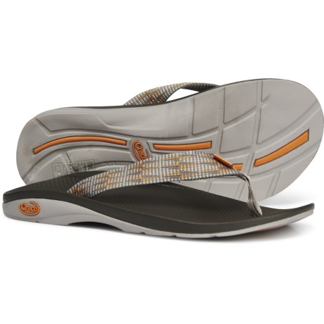 e90183eeafb9 Chaco Flip Ecotread Flip-Flops (For Men) in Grouped Sun